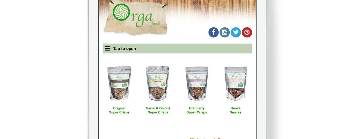 Orga-Ipad